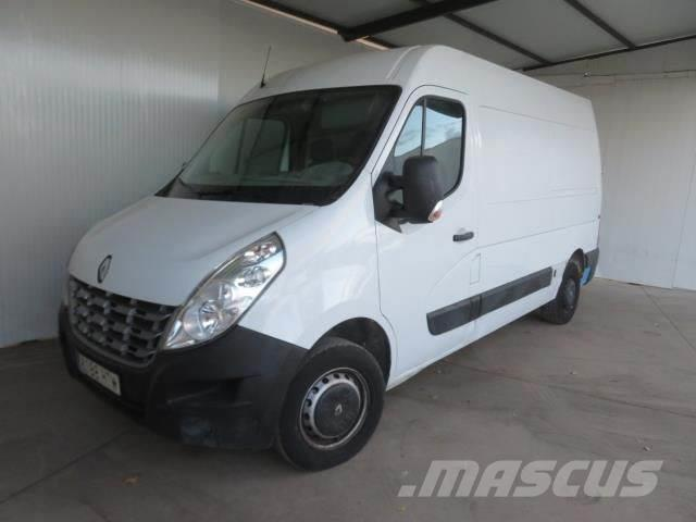 Renault Master Fg. DCb. dCi 150 T L2H2 3500