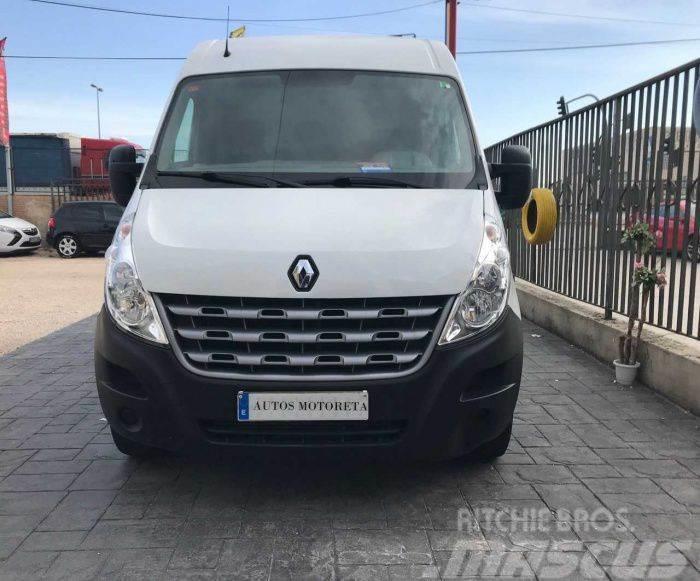Renault Master Fg. dCi 100 T L1H2 3500