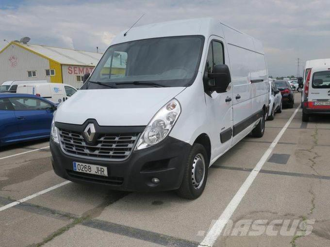 Renault Master Fg. dCi 125 P L3H2 3500 RG