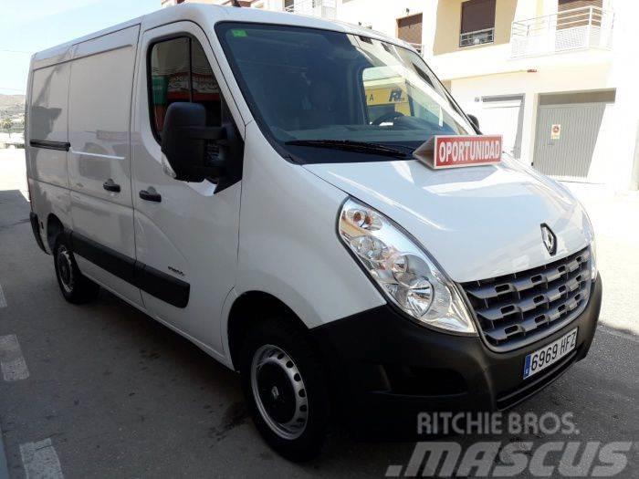 Renault Master Fg. dCi 125 T L1H1 2800