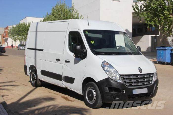 Renault Master Fg. dCi 125 T L2H2 3500