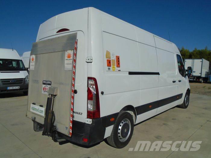 Renault Master Fg. dCi 150 P L3H2 3500
