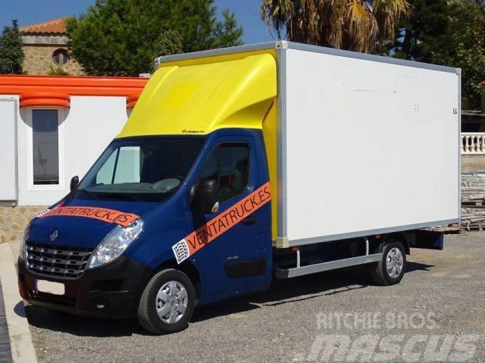 Renault – MASTER L3 F3500 CC 125 FURGON