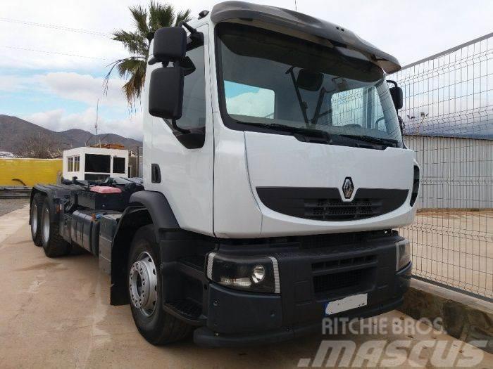Renault – PREMIUM LANDER 370.26 6X2 BASCULANTE