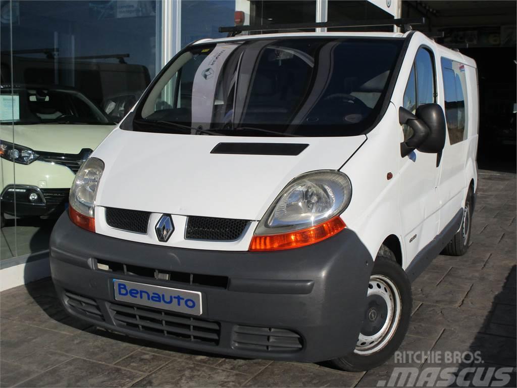 Renault Trafic 1.9DCi Combi6 29 Largo Normal 100