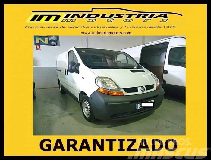 Renault Trafic 2.0dCi Fg. 27 Corto Normal 90