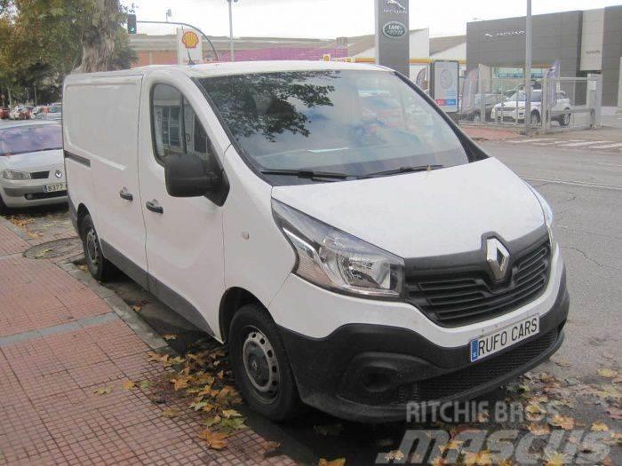 Renault Trafic 2.0dCi Fg. 27 L1H1 115 E5
