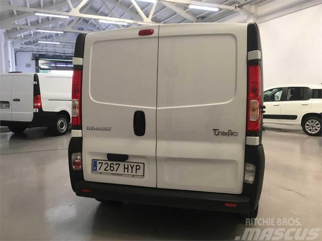 Renault Trafic 2.0dCi Fg. 27 L1H1 115 E5 S.L Clima