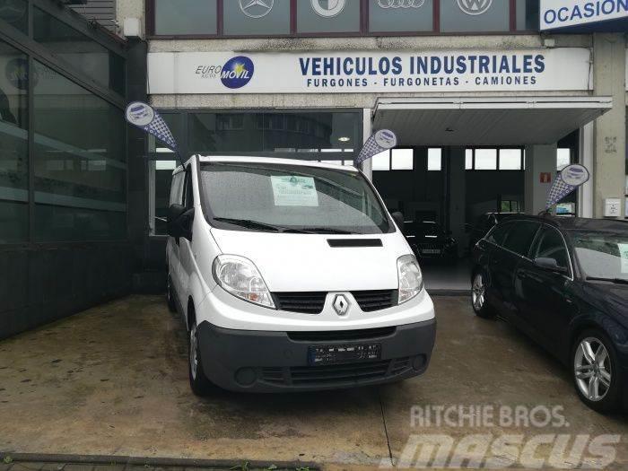 Renault Trafic 2.0dCi Fg. 29 L1H1 90 E5