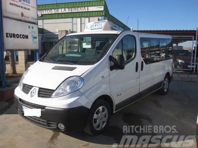 Renault Trafic 2.0dCi Passenger Combi9 29L E5 Opti