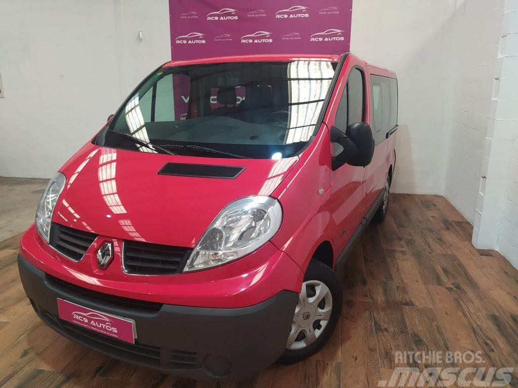 Renault Trafic 2.0dCi Passenger Com9 29 L 115 E5 Opti