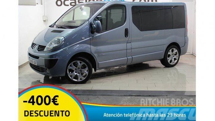 Renault Trafic 2.5dCi Passenger Privilege QS