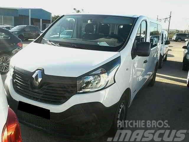 Renault Trafic Combi 9 1.6dCi TT En. L 92kW