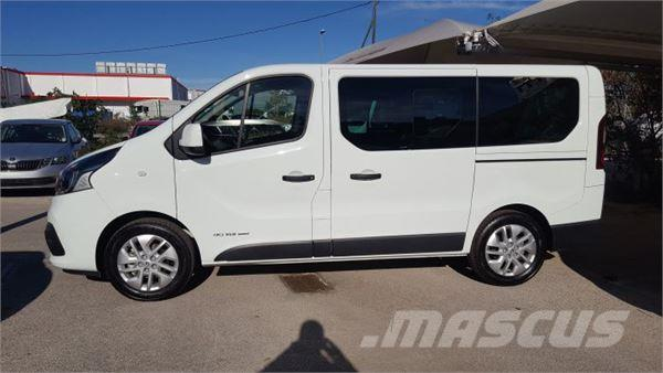used renault trafic combi mixto 5 6 tt energy l n1 125 panel vans year 2017 price. Black Bedroom Furniture Sets. Home Design Ideas