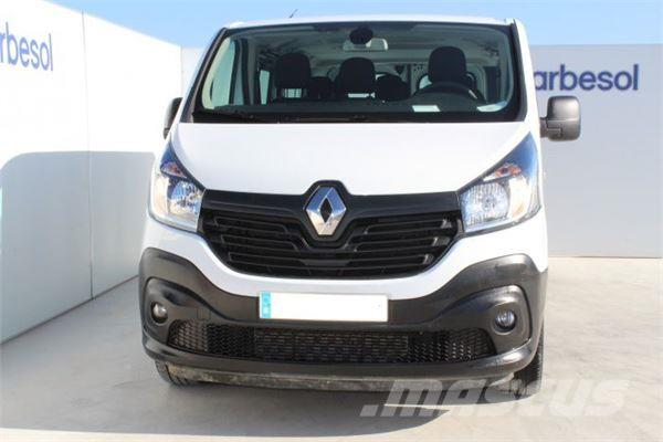 renault trafic combi mixto 5 6 tt energy n1 125. Black Bedroom Furniture Sets. Home Design Ideas