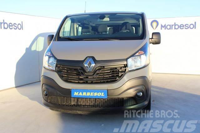 Renault Trafic Combi Mixto 5/6 1.6dC TT Energy L N1 125kW