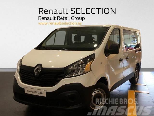 Renault Trafic Combi Mixto 5/6 1.6dCi N1 L 70kW