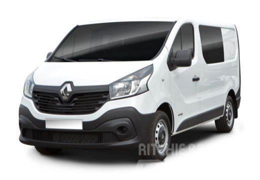 Renault Trafic Combi Mixto 5/6 1.6dCi TT Energy N1 120