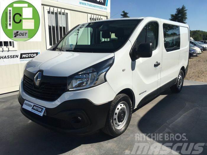 Renault Trafic Combi Mixto 5/6 1.6dCi TT Energy L N1 92kW
