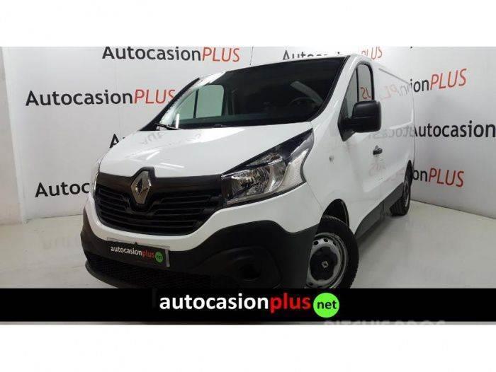 Renault Trafic Furgón 27 L1H1 dCi 70kW
