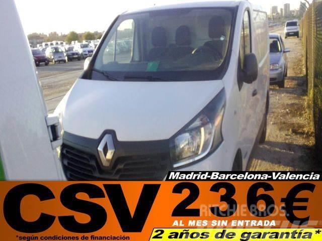 Renault Trafic Furgón 27 L1H1 dCi 88kW