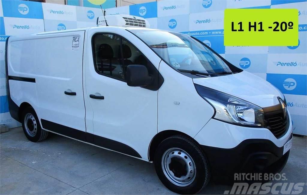 Renault Trafic Furgón 29 L1H1 dCi 70kW