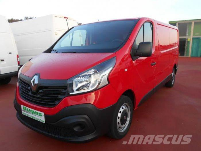 renault trafic furgon 90 cv l2 h1 preis. Black Bedroom Furniture Sets. Home Design Ideas