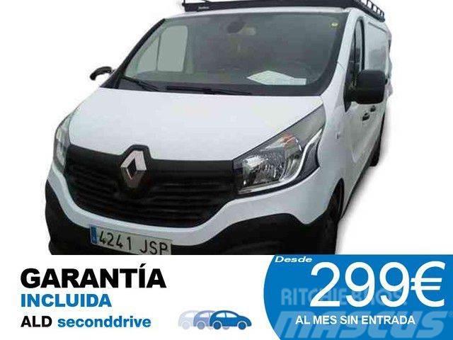 Renault Trafic Furgón 29 L2H1 dCi 84kW