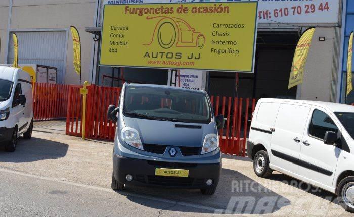 Renault Trafic Industrial Manual de 4 Puertas