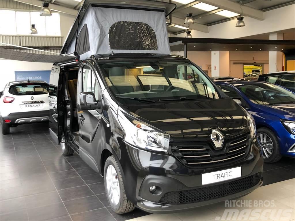Renault Trafic NUEVO COMBI BLACK EDITION ENERGY DCI 125 TT