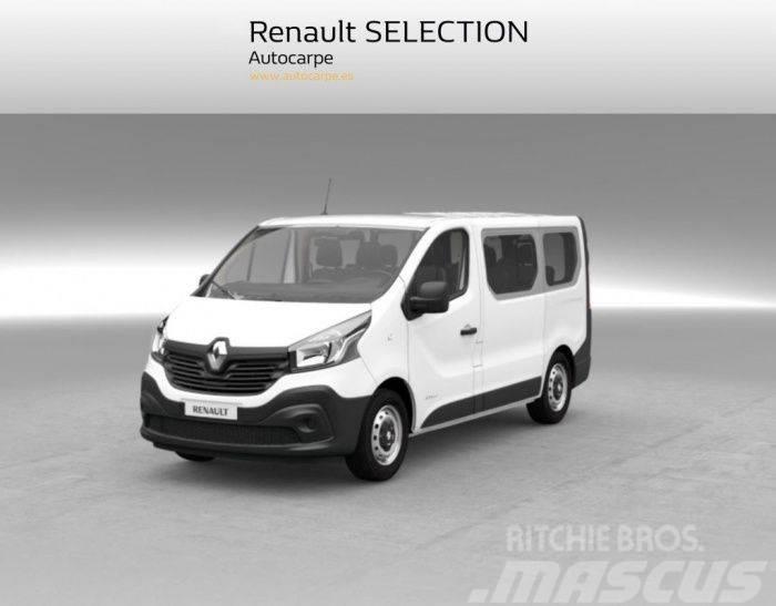 Renault Trafic NUEVO COMBI PASSENGER COMBI 9 ENERGY DCI 12