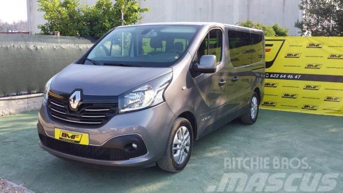 Renault Trafic Passenger 9 1.6dCi TT En.Edition 120
