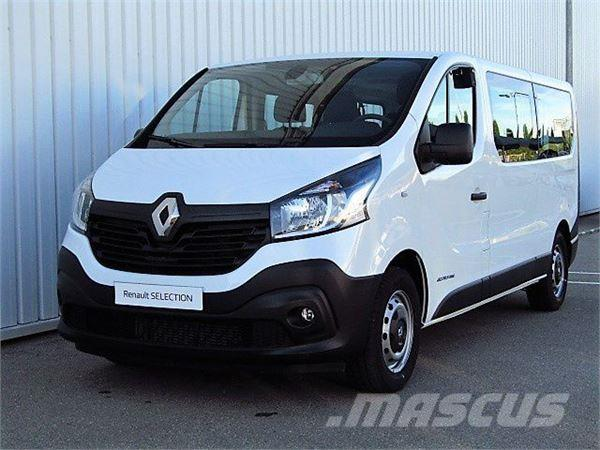 renault trafic passenger combi 9 l energy dci 125 tt e6. Black Bedroom Furniture Sets. Home Design Ideas