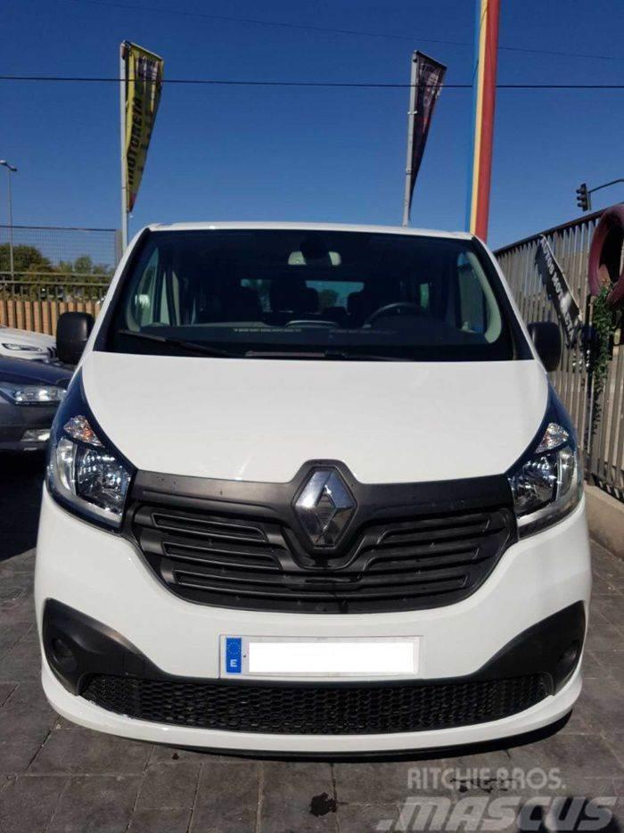Renault Trafic Passenger Combi 9 1.6dCi TT En. L 92kW