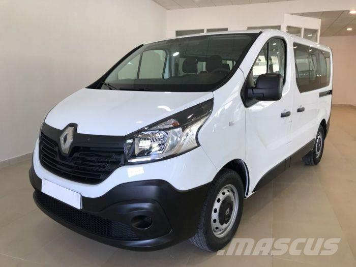 renault trafic passenger combi 9 en l 70kw. Black Bedroom Furniture Sets. Home Design Ideas