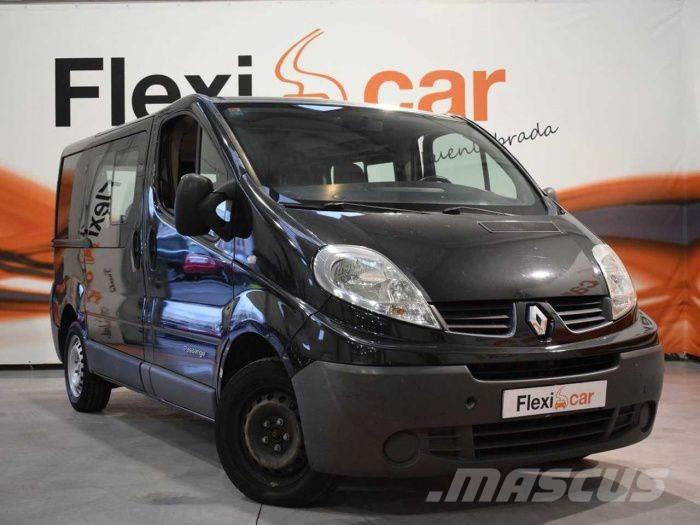 renault trafic passenger combi 6 27 c normal dci 115. Black Bedroom Furniture Sets. Home Design Ideas