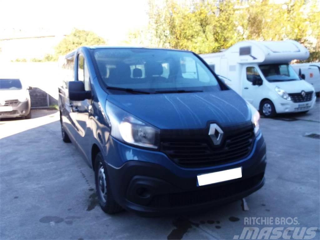 Renault Trafic Passenger Combi 9 1.6dCi TT Energy 120