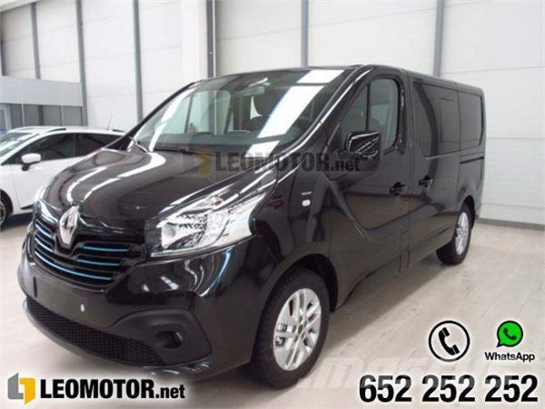 renault trafic passenger edition energy dci 125 tt e6 panel vans price 28 990 year of. Black Bedroom Furniture Sets. Home Design Ideas