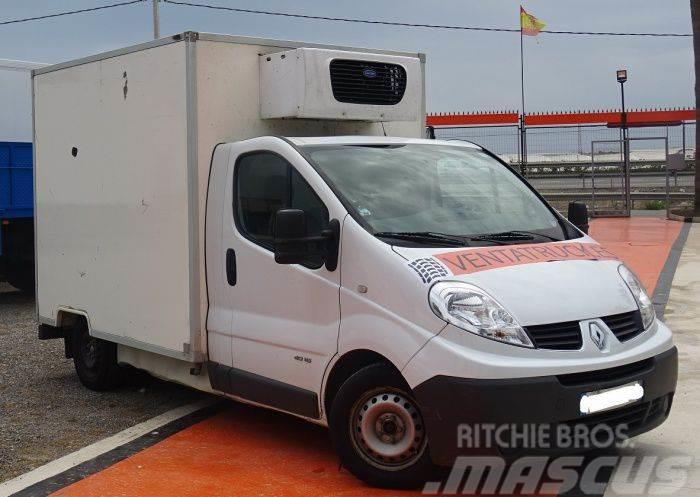 Renault – TRAFIC PLANCHER DCI115CH PLACA