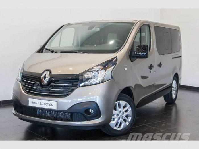 c34c7e4959 Renault Trafic SpaceClass 1.6dCi TT Energy 107kW panel vans Year of ...