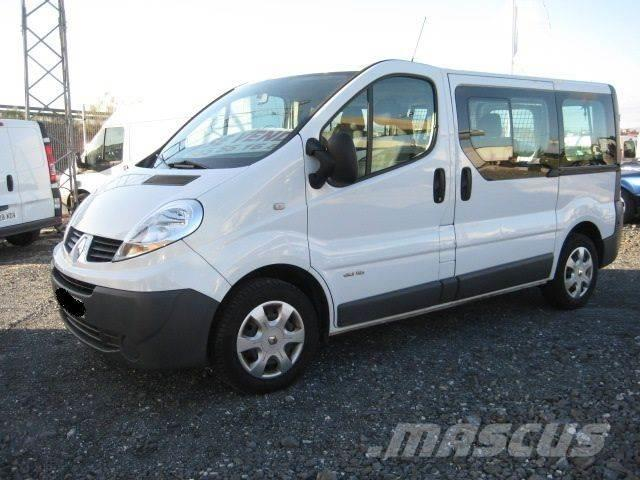 Renault Trafic Traf. 2.0dCi ComMixto 5/6-N1-27 C 115 E5