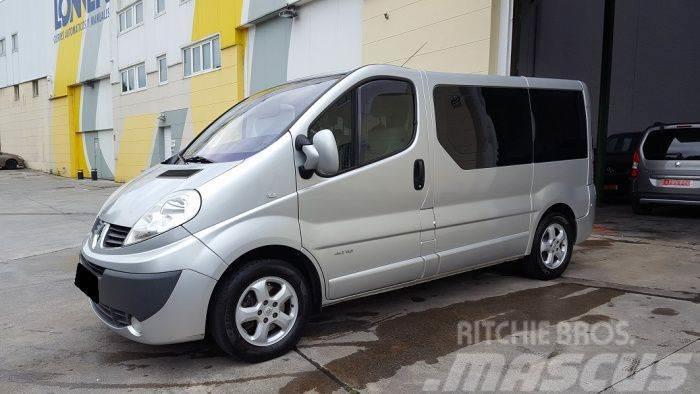 Renault Trafic Traf. 2.0dCi Generation Privilege 115