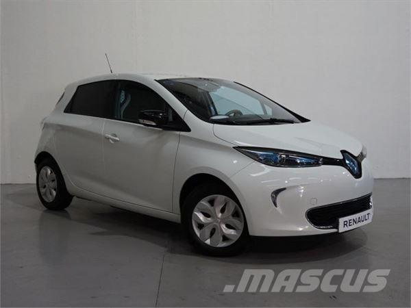used renault zoe societe life r240 panel vans year 2016. Black Bedroom Furniture Sets. Home Design Ideas