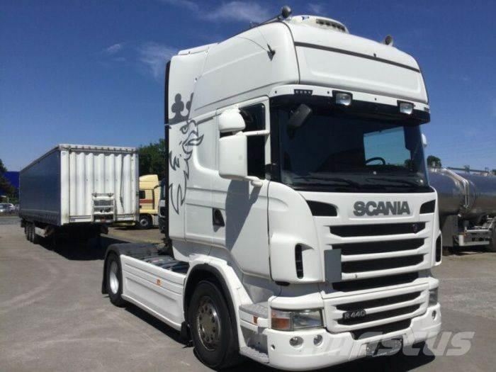Scania R 400 tr