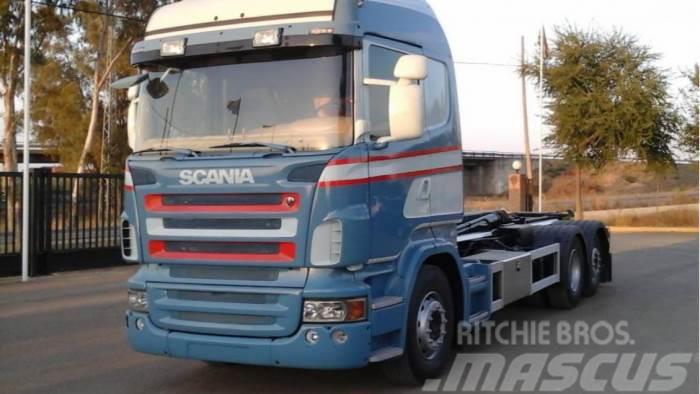 Scania R 440 GANCHO PORTACONTENEDOR