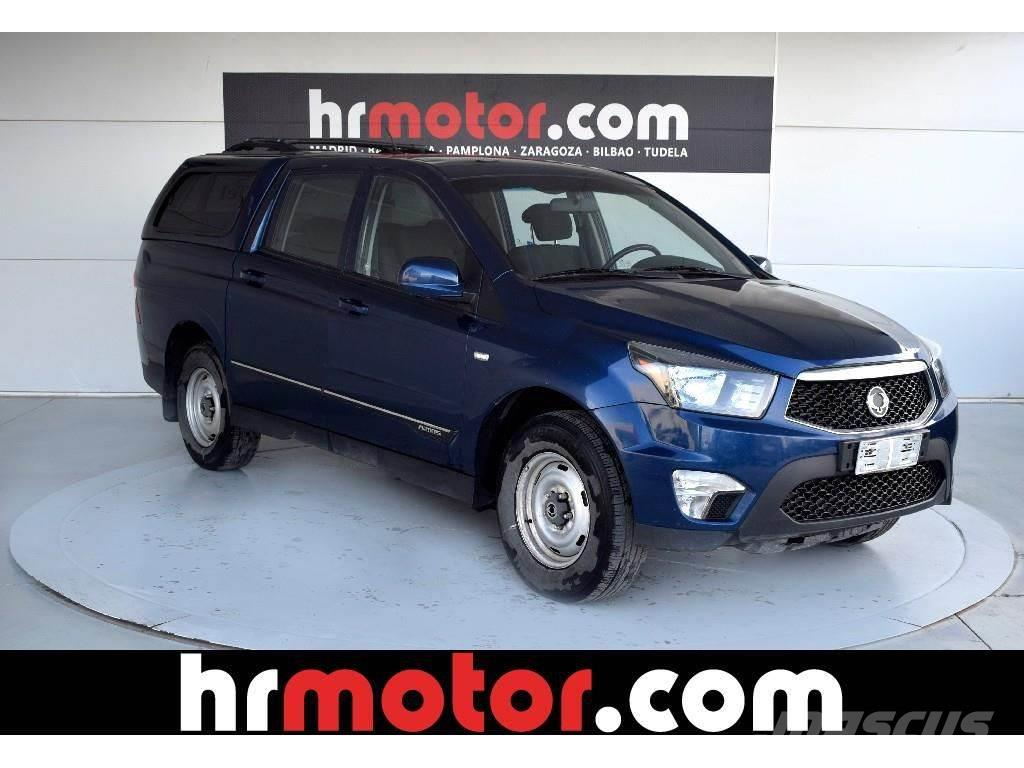 Ssangyong Actyon Profesional Sports Pick Up 200Xdi Premium