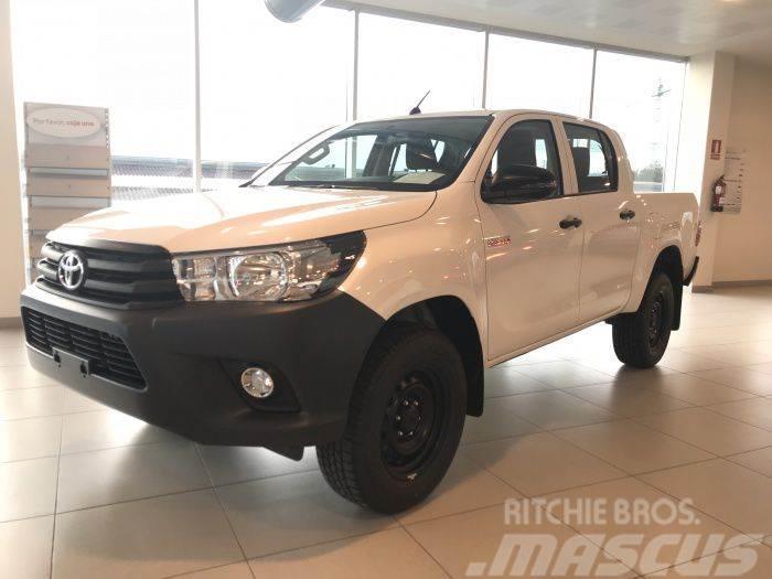 Toyota HILUX 2 4 D 4D CABINA DOBLE GX 4X4 Pris 313 984