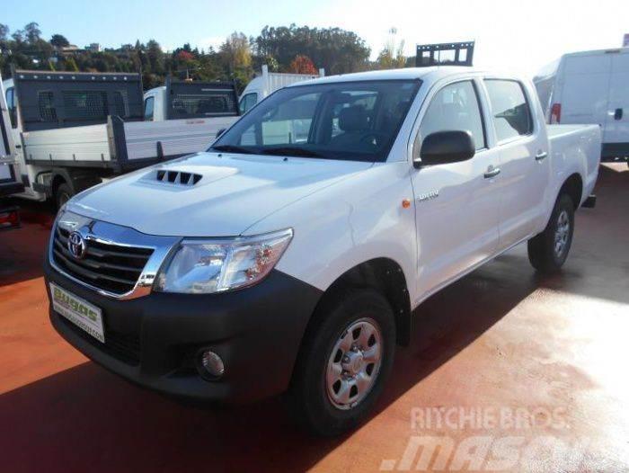 Toyota Hilux 2.5 D 145 CV