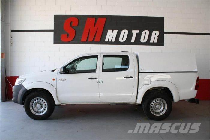 Toyota Hilux 2.5 D4D DOBLE CABINA GX 4X4