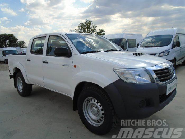 Toyota Hilux 2.5D-4D Cabina Doble GX 4x4